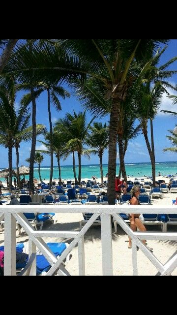 Vacationing in the Punta Cana (Dominican) Aug 2013