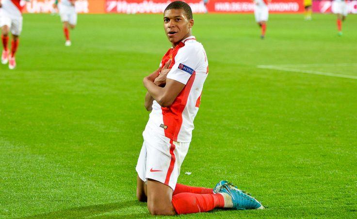 @Monaco Kylian Mbappé #UCL #Champions #PartoutToujours #DagheMunegu #BVBASM #DortmundMonaco #ASMonaco #Monaco #Tigre #Falcao #KylianMbappe #Mbappe #9ine