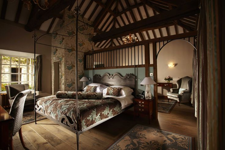 Golden Leigh... one of our stunning Junior Suites located in the Mews Cottages.