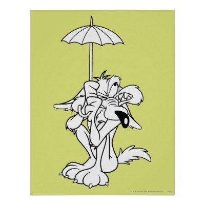 56 best Envie de rire - Wile E. Coyote images on Pinterest ...