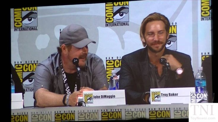 Think Troy Baker wins this one