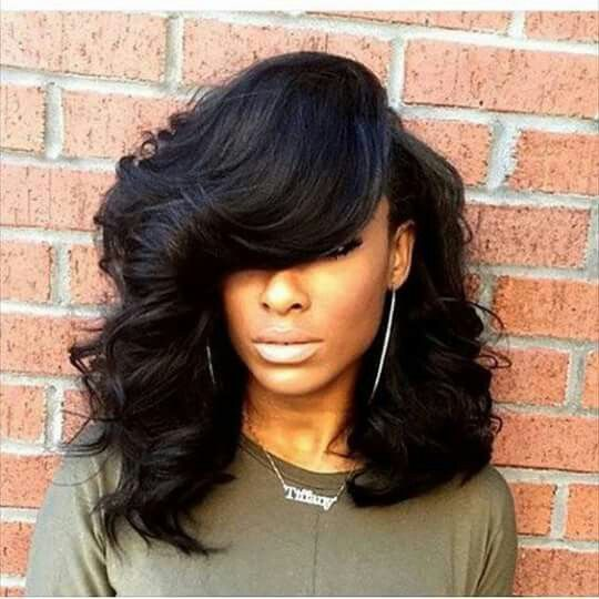 84 best Flawless Hair (Bob & Weave) images on Pinterest | Hair dos ...