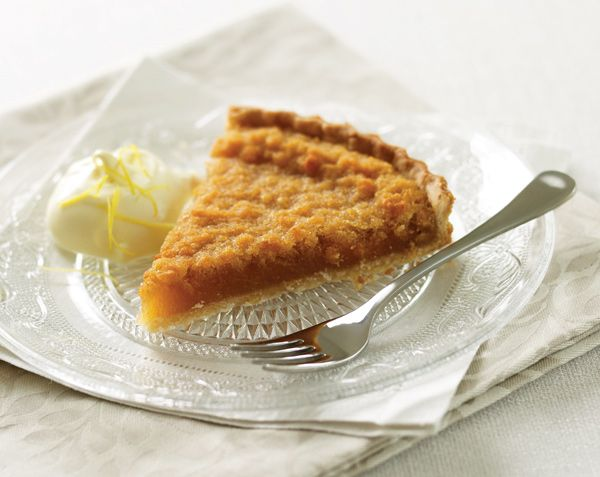 Recipe for Mary Berry's treacle tart