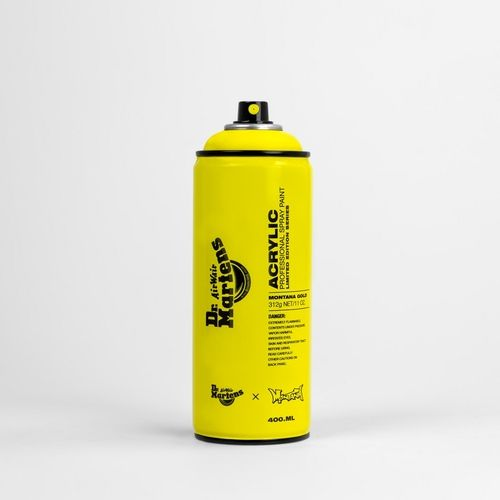 BRANDALISM Limited Edition Spray Paint Cans via @The Dieline