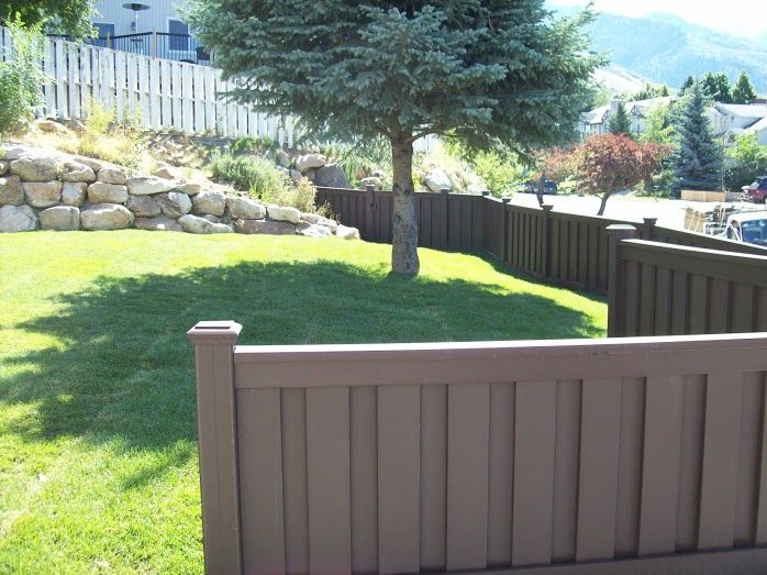 183 Best Trex Fencing Images On Pinterest Patio Backyard And Backyards
