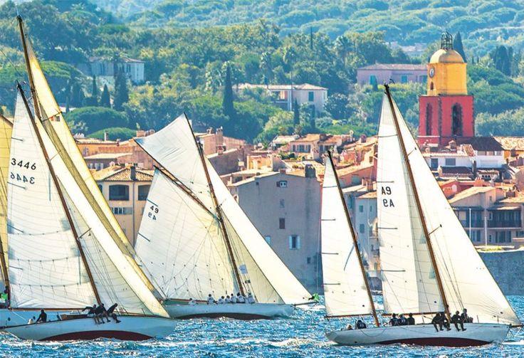 EDUCA Puzzle Plachtění u Sant-Tropez 1000 dílků