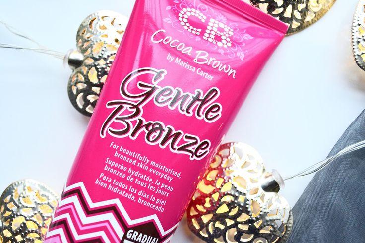 Bronze Me Beautiful, Make Believe, Make Believe Tan, Cocoa Brown Gentle Bronze, Sally Hansen Airbrush Legs, My Top Three Fake Tans