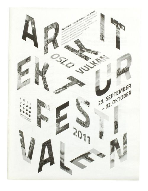 Ariane Spanier – Year of Architecture 2011, Norway