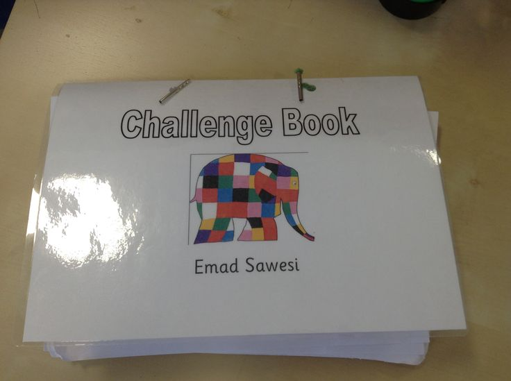 3. Each child has their own challenge book which they will find in a basket next to their activity. When they've completed the activity they find an adult to check what they've done and sign off their book. (We always have one adult floating/doing challenges). Support can be given to complete the challenges where needed but this is then reflected in our marking criteria as seen in the next picture.