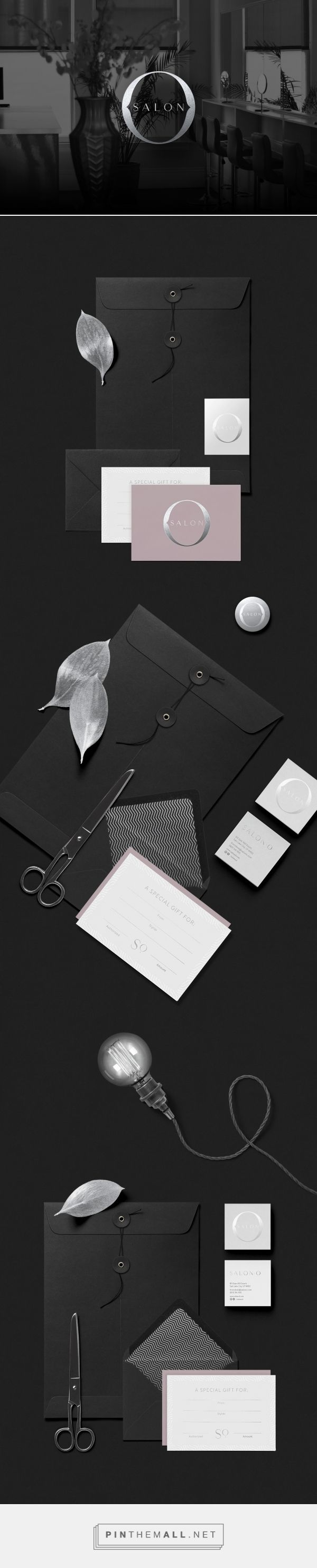 Salon O Brand Identity by Katrina Sutton | Fivestar Branding Agency – Design and Branding Agency & Curated Inspiration Gallery