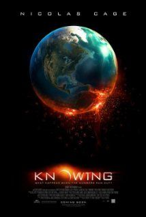 Knowing : Very nice and thought provoking movie with Nicolas Cage. Pity it didnt too well, but definitely recommended.