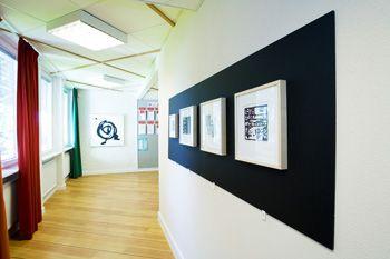 Konstutställning Procordias konstförening Cajsa Fredlund