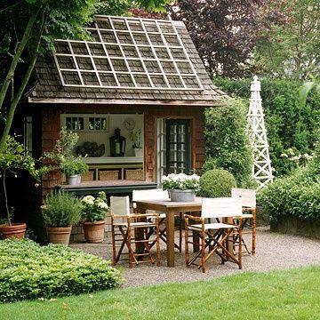 23 Best Pea Gravel Gardens Images On Pinterest Backyard
