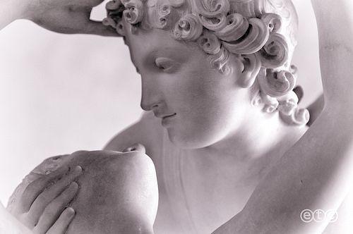Amore e Psiche, Paris - marzo 2013 , Museo del Louvre