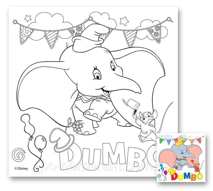 Berühmt Dumbo Druckbare Malvorlagen Bilder - Druckbare Malvorlagen ...