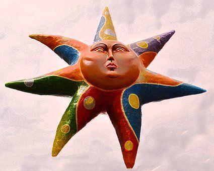 Hvězda, Umění, Mexiko, Barva