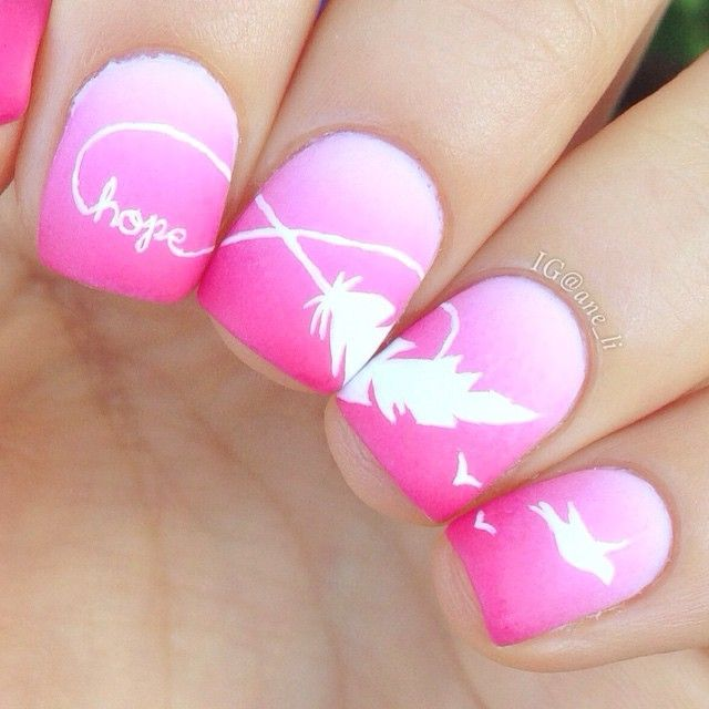 Does Anyone Know How To Do These Pretty Nail Designs Because I Want Someone It For Me Can T Master The Art Of This Lol