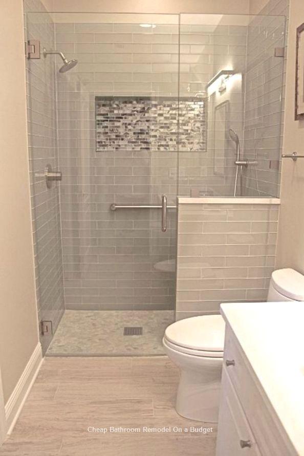 13 Creative Bathroom Organization And Diy Solutions 1 With Images Bathroom Remodel Shower Small Bathroom Master Bathroom Renovation