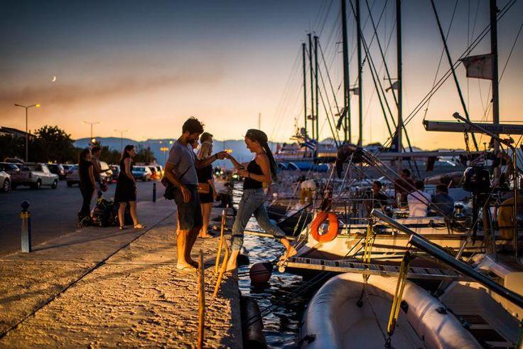 Sonne in deinen Segeln: Griechenland mit Join The Crew!