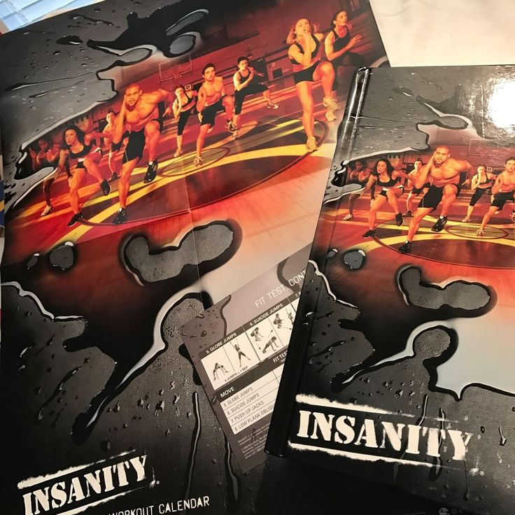 INSANITY Beachbody Workout 10 DVD Set W/ Poster Shaun T     eBay