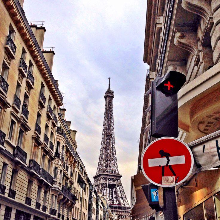Street art of Paris #art #streetart #paris