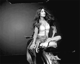 Katrina Kaif for FBB India - Behind the sets (x)