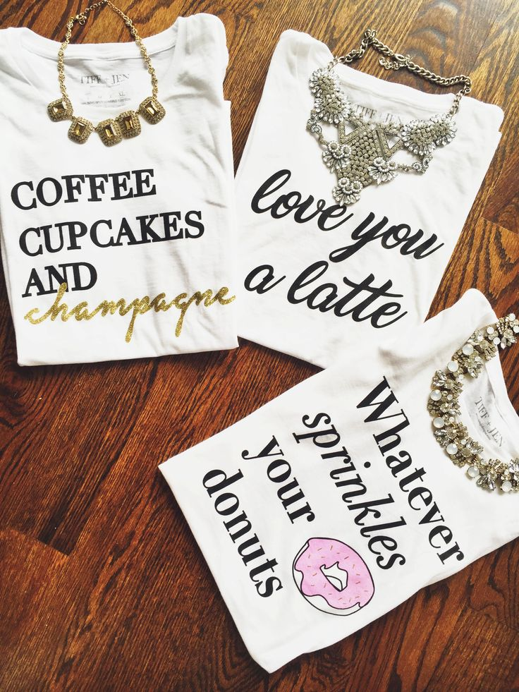 Latte, Donuts, how to dress your graphic tees, donut tee, coffee tee, coffee shirt, donut shirt, statement necklaces, how to dress your statement necklaces, best friend gifts, sister gifts