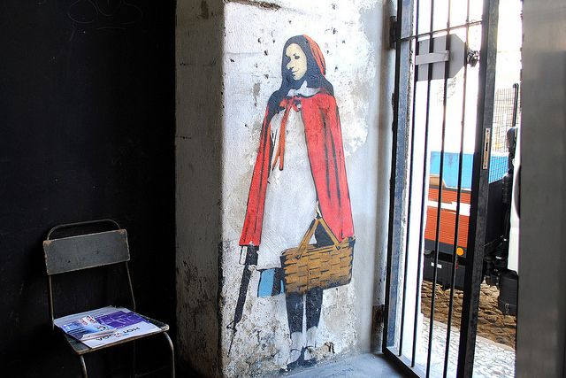 #streetart #portugal #lisbon #lxfactory