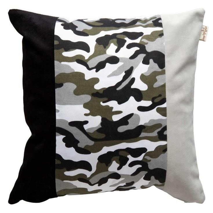 Cojín Camuflage