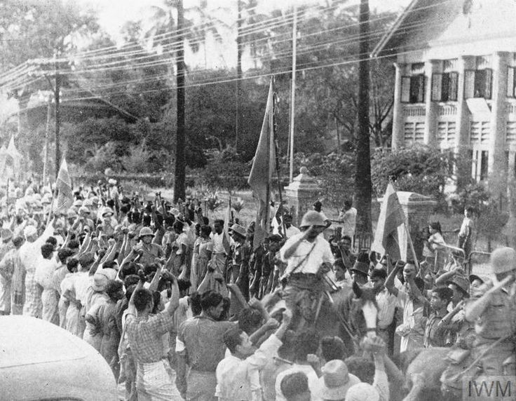 THE BURMA CAMPAIGN, 1942-1945