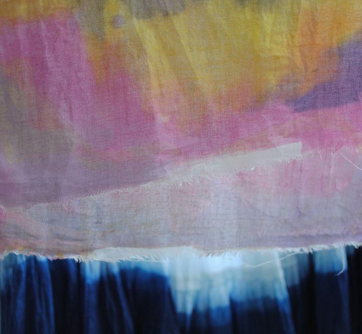 25 beste idee n over het verven van textiel op pinterest stof bedrukking bleekwater stropdas - Hoe te krijgen roze in verf ...