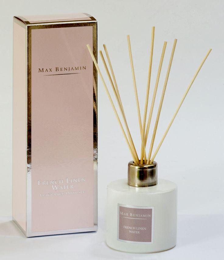 Max Benjamin Diffuser - French Linen Water