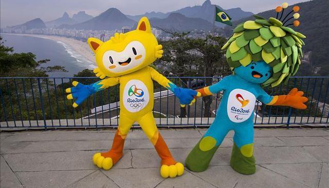 Rio 2016: itt a két olimpiai kabala - Oba és Eba? - NSO