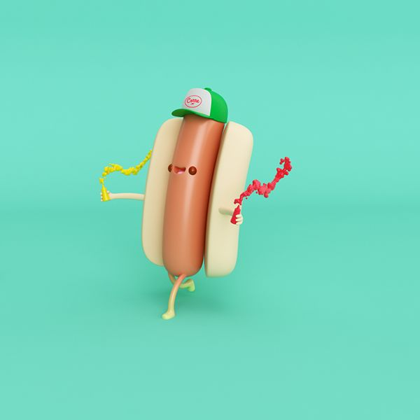 AARON MARTINEZ on Behance