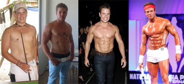 This guy is an absolute inspiration, his transformation was amazing. Now he wants to help others, if you or any one you know wants lo lose weight and get the 6pack out before next summer this is worth a look! www.abstacker.com