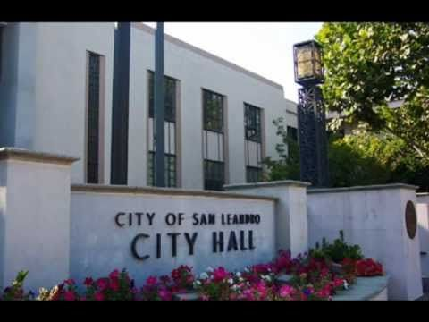 San Leandro, California - The way I remember it..... RK - this is where I grew up.