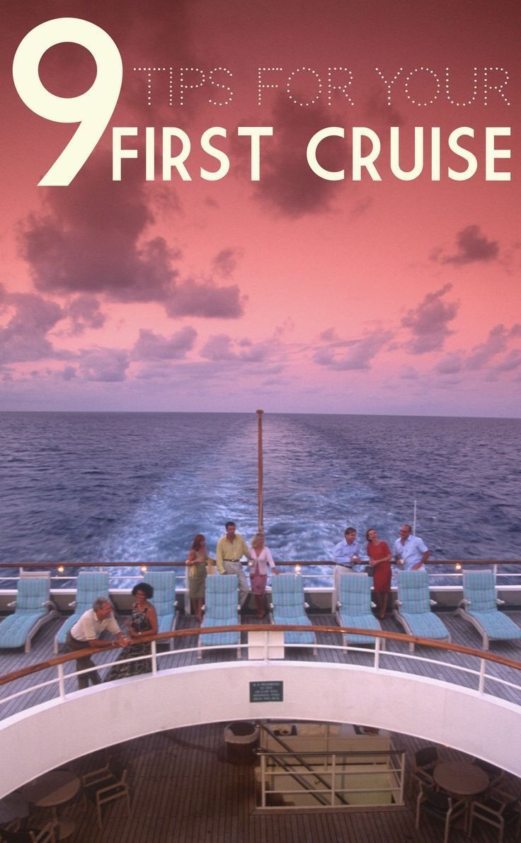 Nine travel tips for your first cruise. From planning and booking your cruise to enjoying the main event, here are 9 tips for smooth sailing. Cruise / Cruise Travel / World Travel / Where to go / Travel Tips