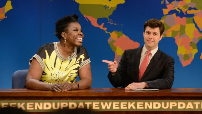 """Saturday Night Live"" Writer Leslie Jones Becomes Show's Latest Cast Member"