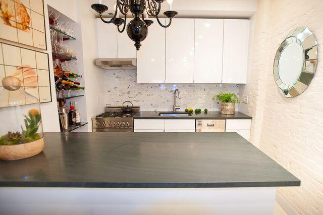 studio kitchenHouse Tours, Storage Spaces, Backsplash Tile, Chelsea Renovation, Apartments Therapy, Small Kitchens, Small Spaces, Ikea Kitchens, Jay Chelsea
