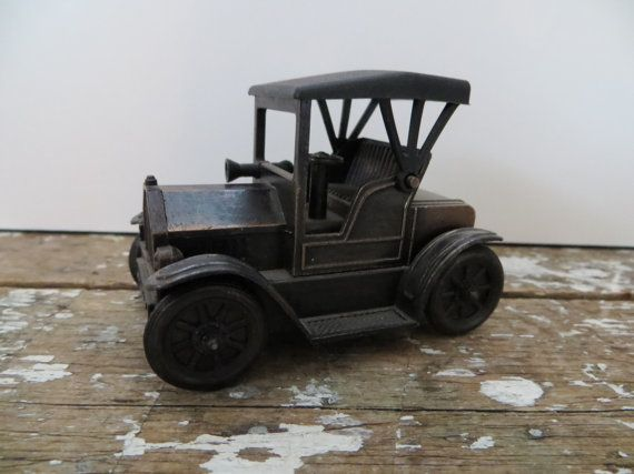 Vintage Pencil Sharpener 1917 Model T by VintageShoppingSpree