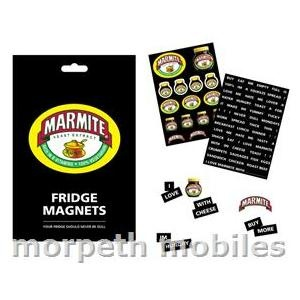 Marmite Fridge Magnets Love it Hate it