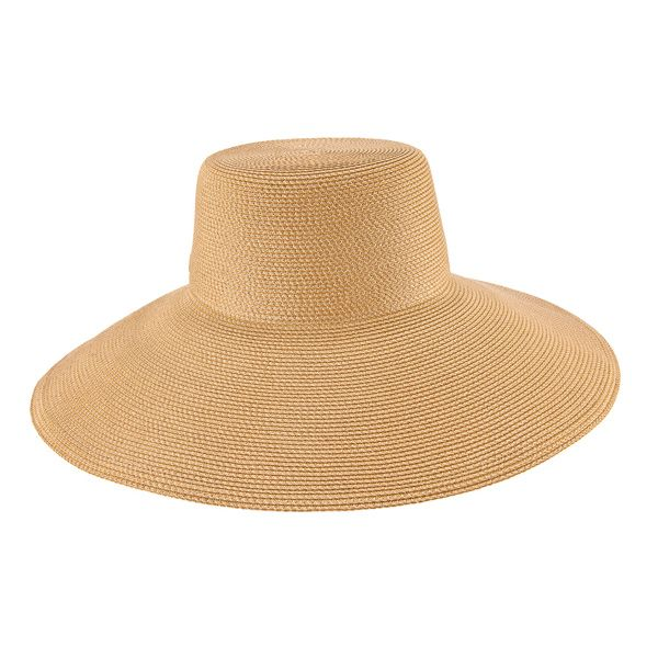 Keep it classy with Eric Javit's Swinger bucket hat. Designed for maximum protection, the lightweight, breathable lid, with an extrawide brim, blocks 95% of UVA/UVB rays so you can be made in the shade.  www.ericjavits.com