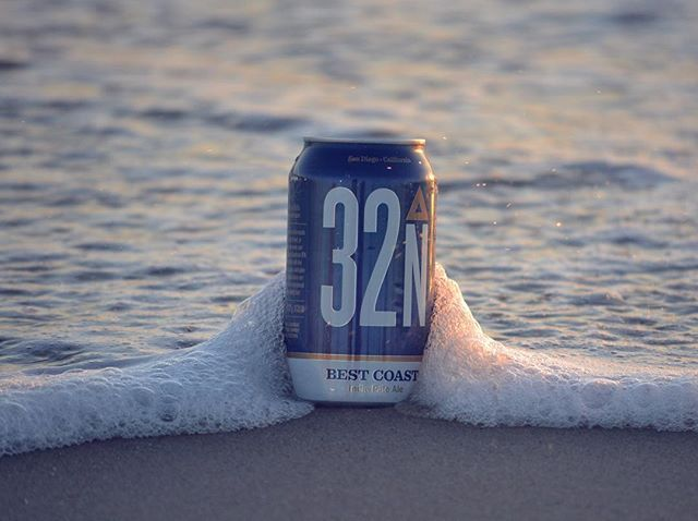 Out to the beach this weekend? Take us with you. Our taproom is stocked with the freshest Pints, Cans, & Growlers this side of the Pacific. #sandiego #sandiegoconnection #sdlocals #sandiegolocals - posted by 32 North Brewing Co. https://www.instagram.com/32northbrew. See more San Diego Beer at http://sdconnection.com