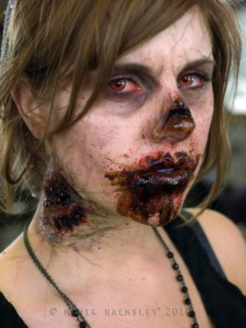 The Coolest Homemade Zombie Costumes
