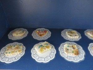 Eigen gebakken koekjes, kleuteridee.nl , thema bakker voor kleuters