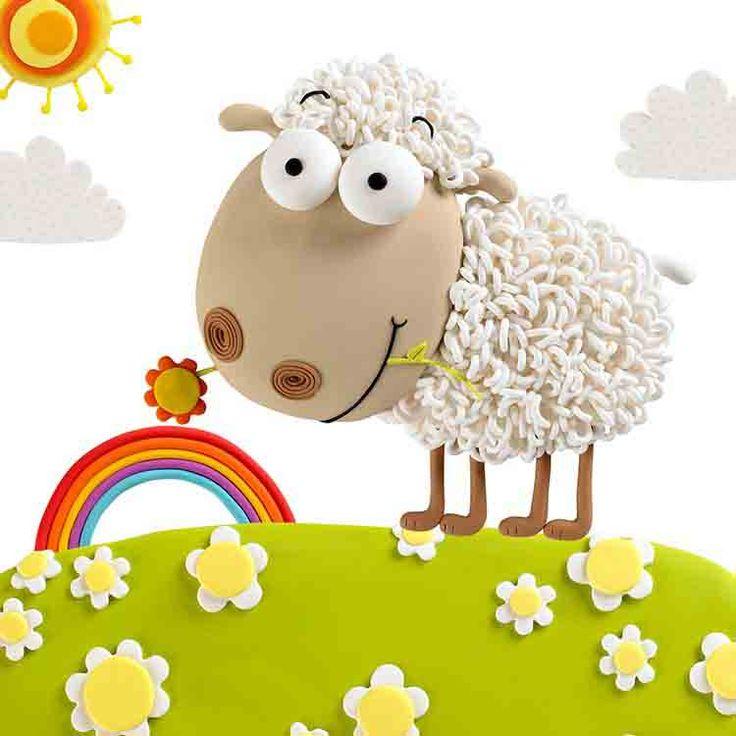 Beverley Edge - Sheep