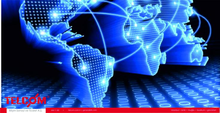 Sadece Türkiye değil, Dünya'ya Hizmet veriyoruz. Bize ulaşmak için; telcom.com.tr | generalkilit.com 444 11 80