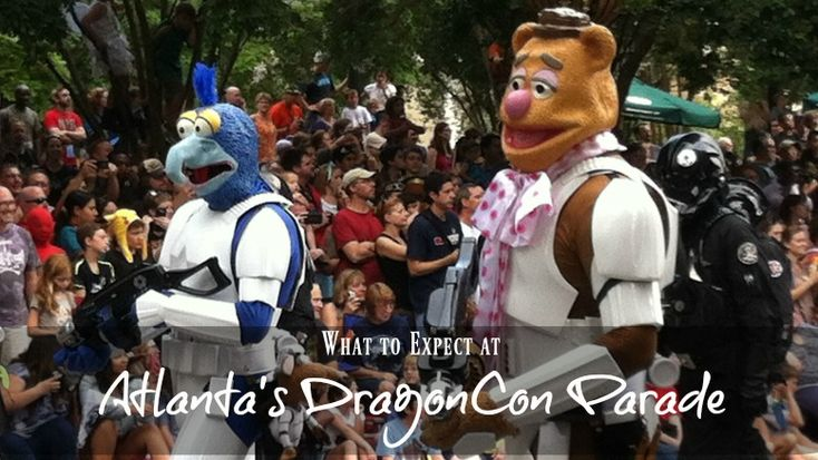 DragonCon Parade: 9 Tips for the Best Day Ever [video]