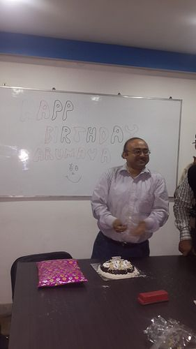 Birthday Celebration @ Arunava Banerjee_06
