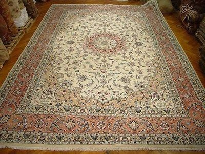 Handmade Tabriz Persian Quality 396 X 594 Cm Wool Silk Rug Thank You For Showing Interest In Best Place Rugs And This Original